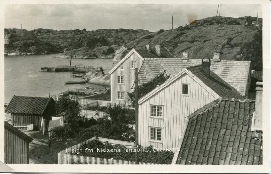 Pensjonat Nielsenów, Brekkestø, Norwegia